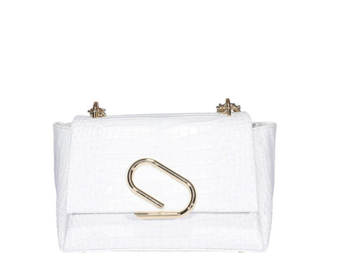 3.1 Phillip Lim Alix Embossed Shoulder Bags