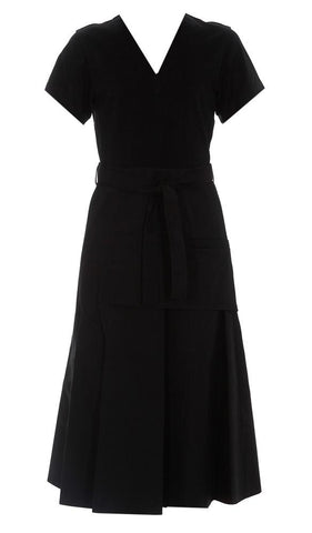 3.1 Phillip Lim Belted A-Line Midi Dress