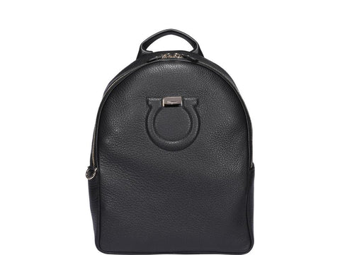 Salvatore Ferragamo Gancini Backpack