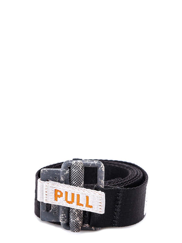 Heron Preston Logo Webbed Belt