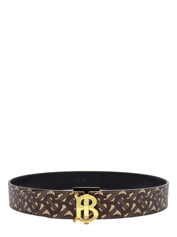 Burberry Monogram Belt