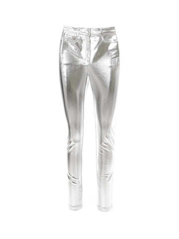 Fendi Metallic Effect Trousers