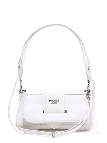 Prada Sidonie Foldover Shoulder Bag