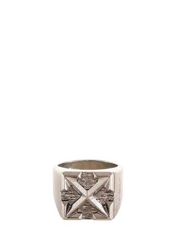Off-White Arrow Signet Ring