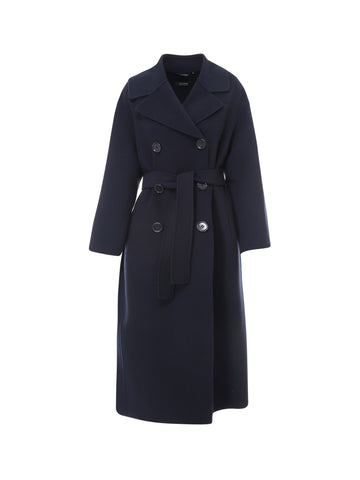 'S Max Mara Garda Double-Breasted Coat
