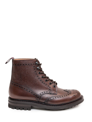 Church's Lace-Up Brogue Boots