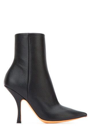 Y / Project Pointed Toe Ankle Boots