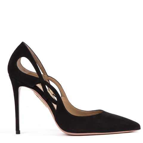 Aquazzura Pointed Toe Pumps