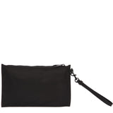 Versace Jeans Couture Zipped Logo Clutch