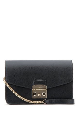 Furla Rectangular Metropolis Shoulder Bag