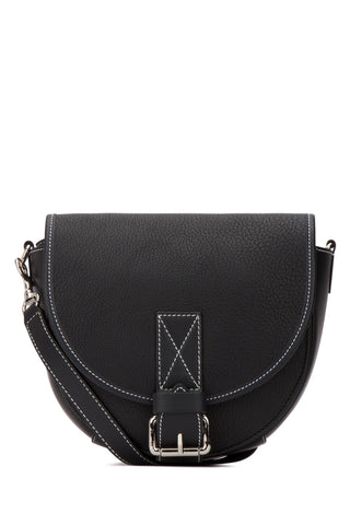 JW Anderson Buckle Detail Fold-Over Crossbody Bag
