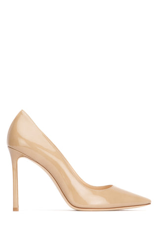 Jimmy Choo Romy 100 Patent Pumps