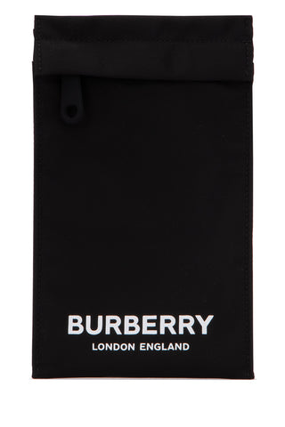 Burberry Logo Printed Phone Case