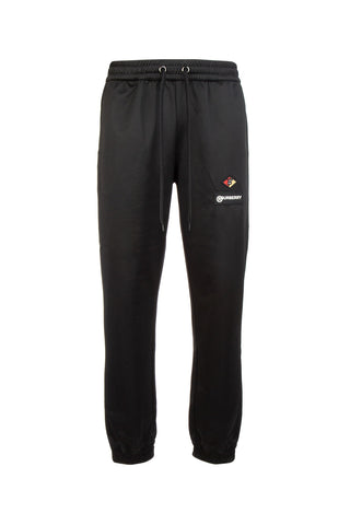 Burberry Logo Drawstring Track Pants