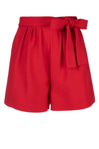 Valentino Belted Shorts