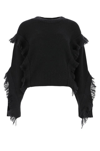 3.1 Phillip Lim Fringe Detail Jumper