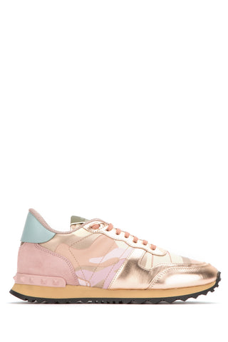 Valentino Garavani Rockstud Low Top Sneakers