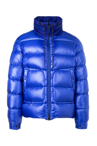 Moncler Logo Down Jacket