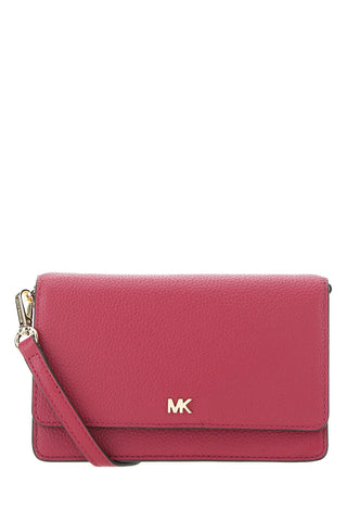Michael Michael Kors Logo Plaque Crossbody Bag
