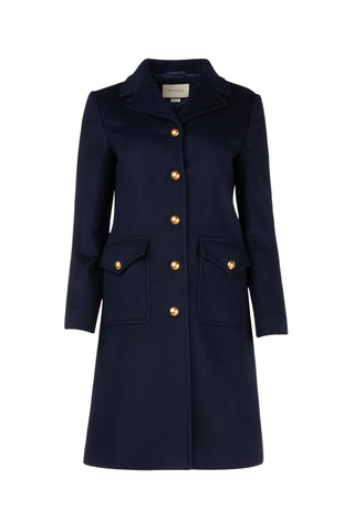 Gucci GG Single Breasted Coat