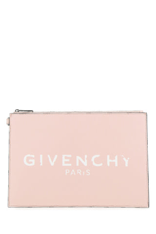 Givenchy Logo Clutch Bag