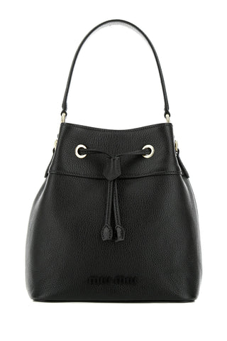 Miu Miu Logo Bucket Bag
