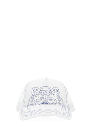 Kenzo Tiger Embroidered Baseball Cap