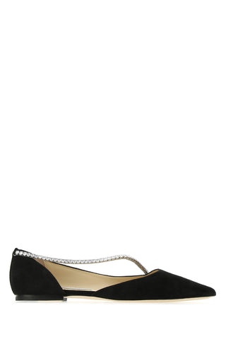 Jimmy Choo Trude Ballerina Shoes