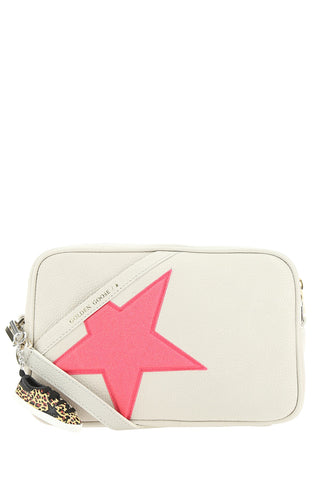 Golden Goose Deluxe Brand Star Detail Crossbody Bag