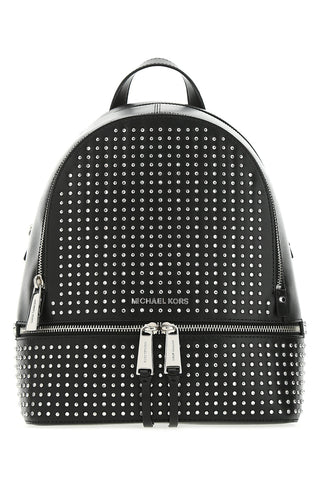 Michael Michael Kors Rhea Medium Studded Backpack