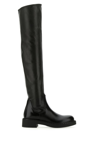 Prada Over The Knee Boots