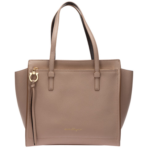 Salvatore Ferragamo May Tote Bag