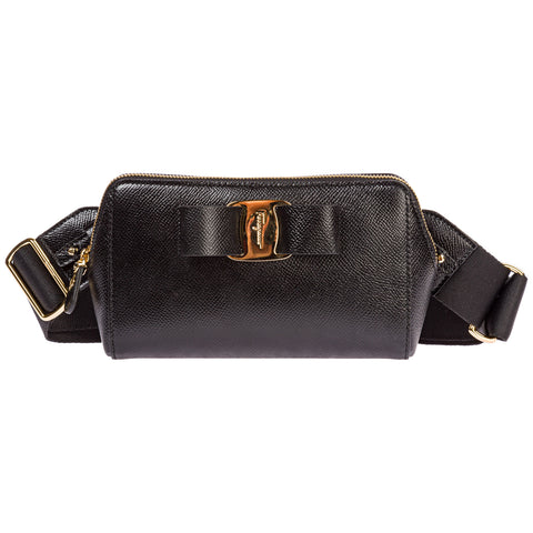 Salvatore Ferragamo Vara Bow Belt Bag