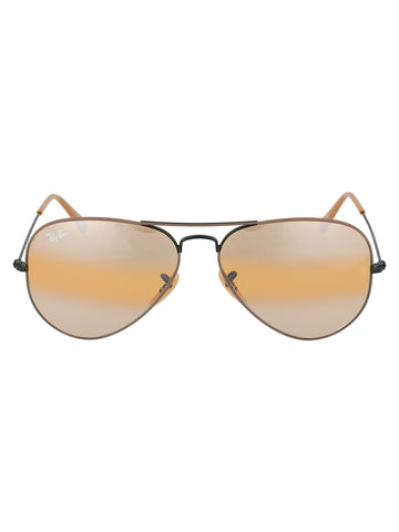 Ray-Ban Aviator Mirror Sunglasses