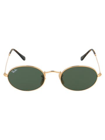 Ray-Ban Oval Frame Sunglasses