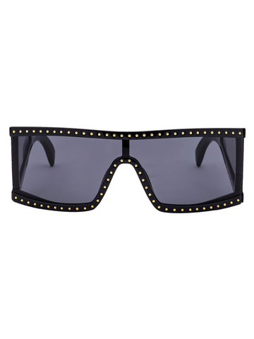 Moschino Eyewear Square Frame Sunglasses