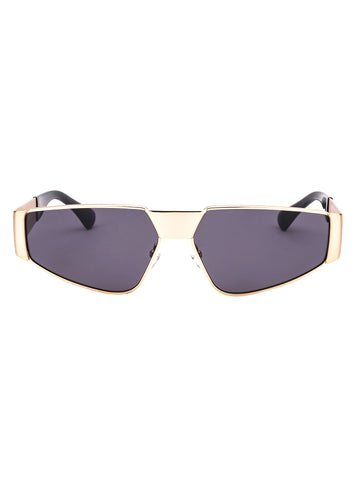 Moschino Eyewear Rectangular Frame Sunglasses