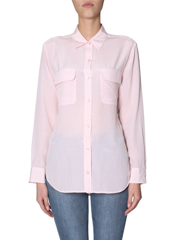 Equipment Buttoned Shirt