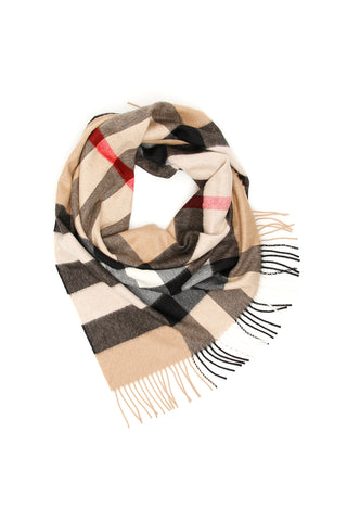 Burberry Check Bandana