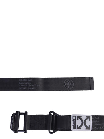 Off-White Climbing Velcro Belt
