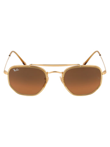 Ray-Ban Marshal II Hexagon Frame Sunglasses