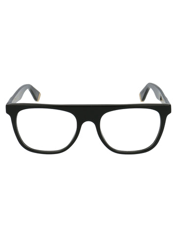Retrosuperfuture Flat Top Square Frame Glasses