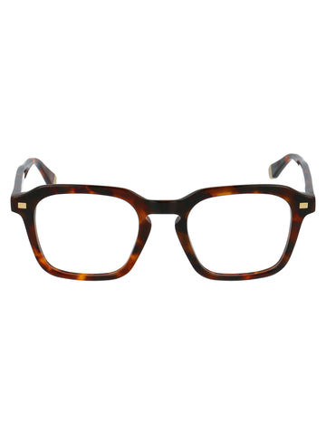 Retrosuperfuture Tortoiseshell Effect Glasses