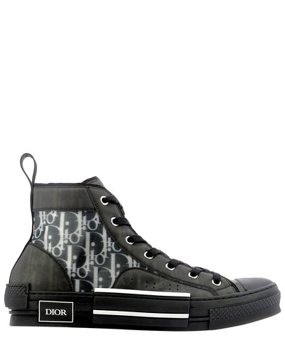 Dior Homme B23 High Top Sneakers