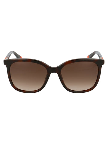 Furla Square Frame Sunglasses
