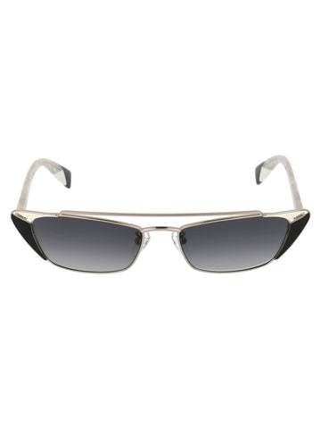 Furla Angular Cat Eye Frame Sunglasses