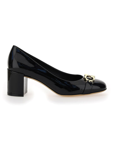 Salvatore Ferragamo Gancini Pumps