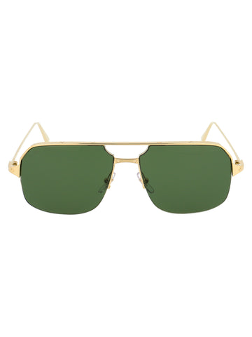 Cartier Square Frame Sunglasses