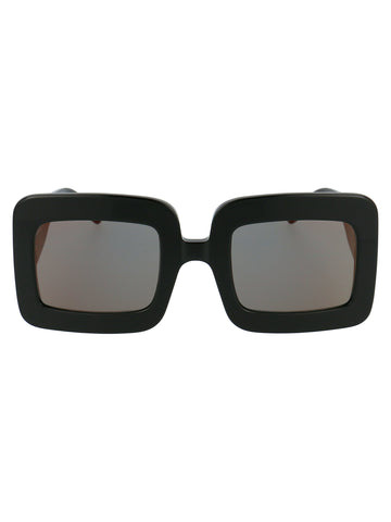Courrèges Eyewear Oversized Square Frame Sunglasses
