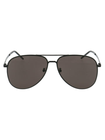 Saint Laurent Eyewear Aviator Frame Sunglasses